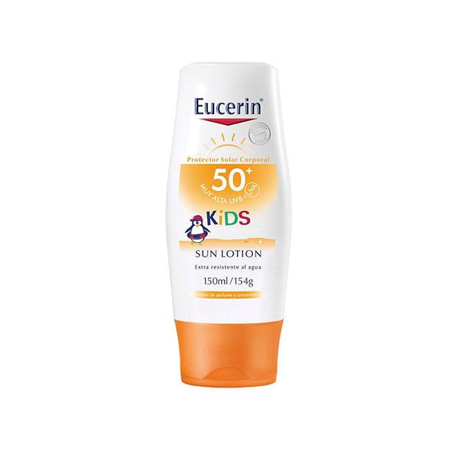 SUN LOTION KIDS FPS 50 150 ML EUCERIN