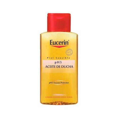 ACEITE DE DUCHA PH5 200 ML EUCERIN - Bellefarma (590646706227)