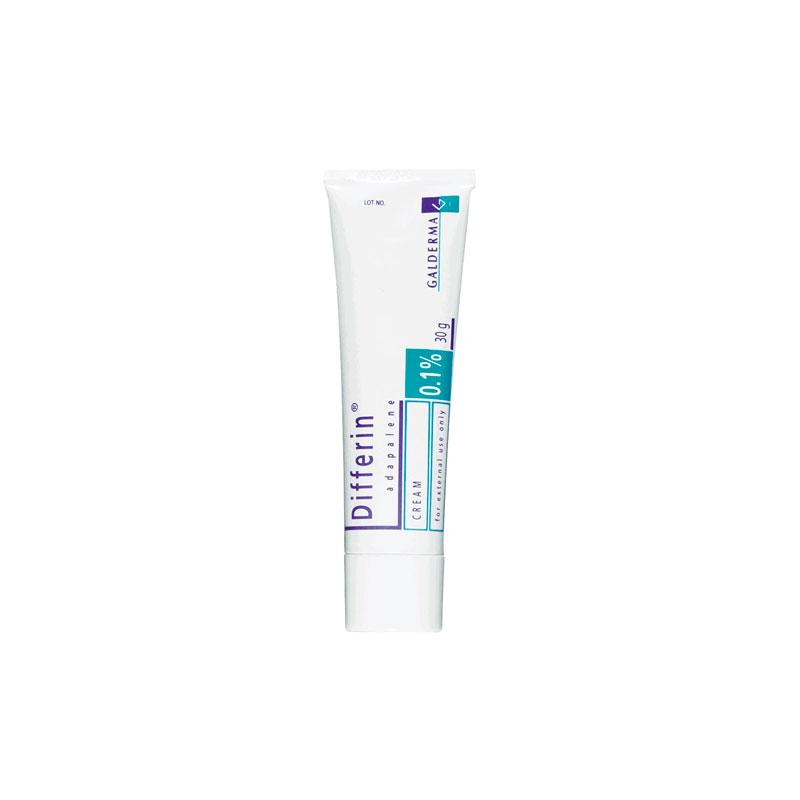 DIFFERIN CREAM TRATAMIENTO ACNE 30 G GALDERMA