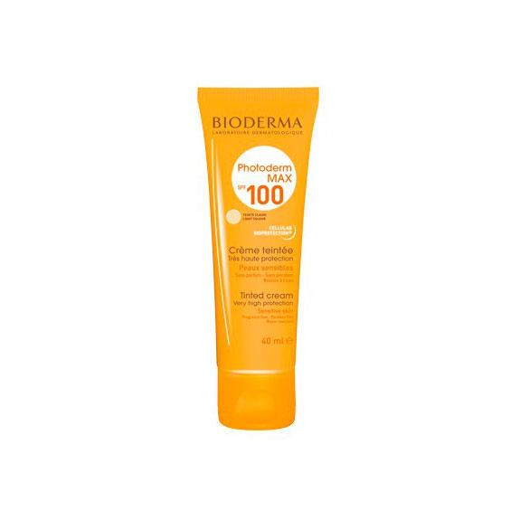 PHOTODERM MAX CREME TEINTEE 40 ML BIODERMA
