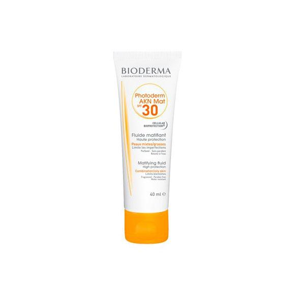 PHOTODERM AKN MAT SPF 30 PIEL CON ACNE 40 ML BIODERMA