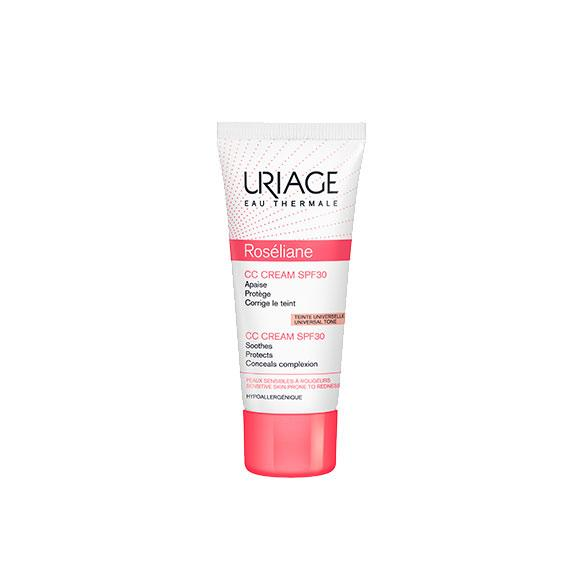 ROSELIANE CC CREAM SPF 30 40 ML URIAGE