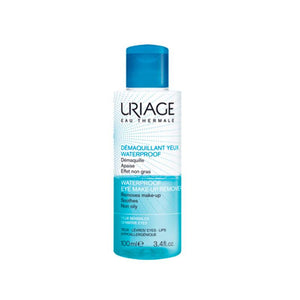 DESMAQUILLANTE DE OJOS WATERPROOF 100 ML URIAGE - Bellefarma (590664466483)