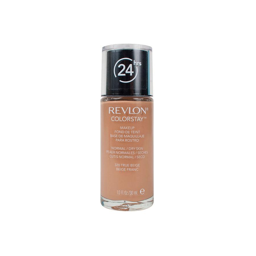 COLORSTAY BASE DE MAQUILLAJE CUTIS NORMAL SECO TRUE BEIGE 30 ML REVLON