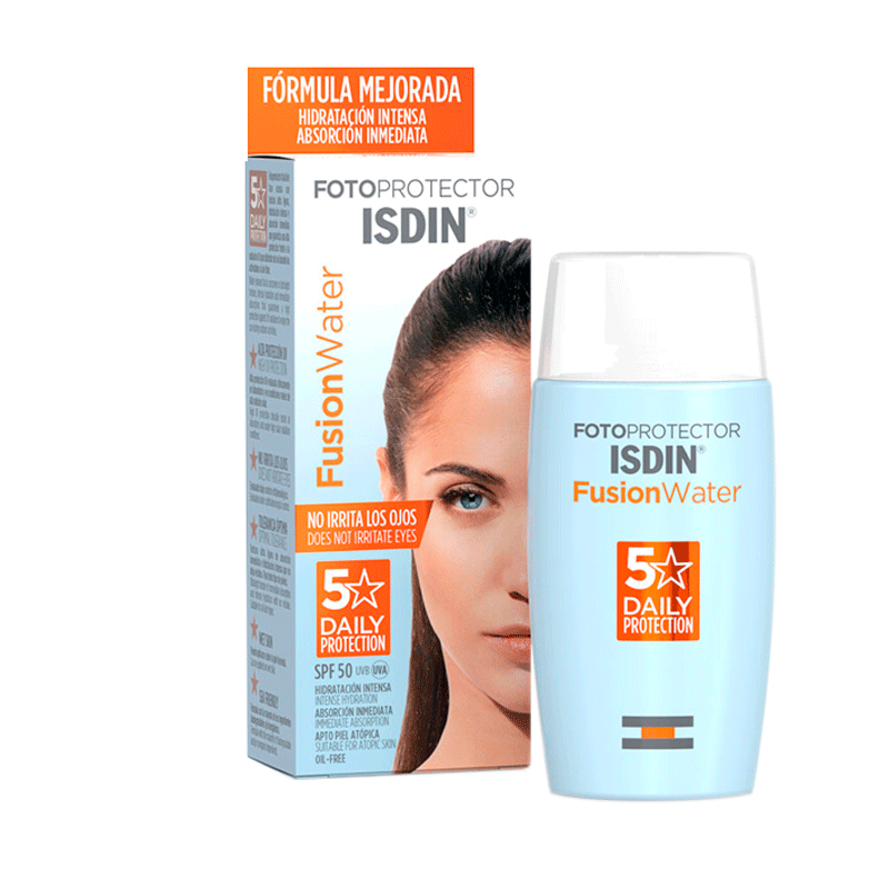 FOTOPROTECTOR FUSION WATER SPF 50+  ISDIN