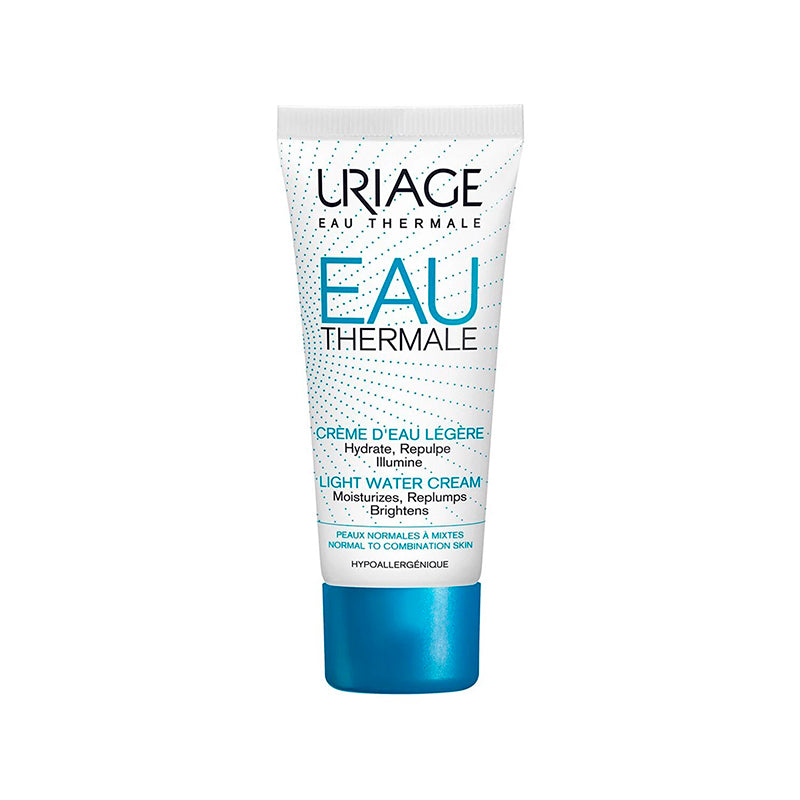 AGUA TERMAL LIGERA CREMA TUB X 40ML URIAGE - Bellefarma (4120808095795)
