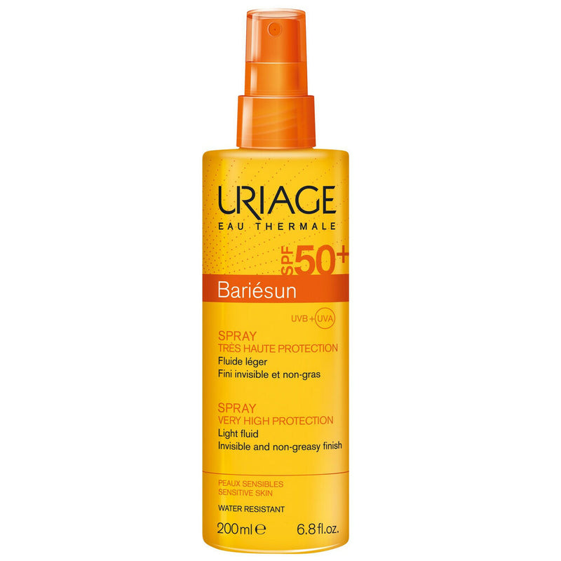 BARIESUN SPRAY SPF50+ SPRAY X200 ML URIAGE - Bellefarma (1951456428083)