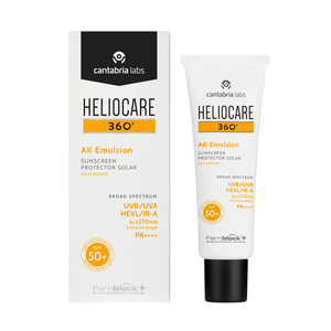 HELIOCARE 360º AK EMULSION 50ml HELIOCARE | Belle farma