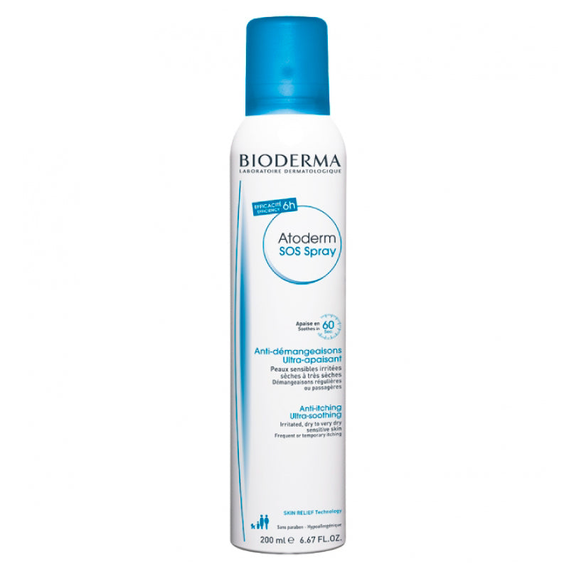 ATODERM SOS SPRAY 200 ML BIODERMA