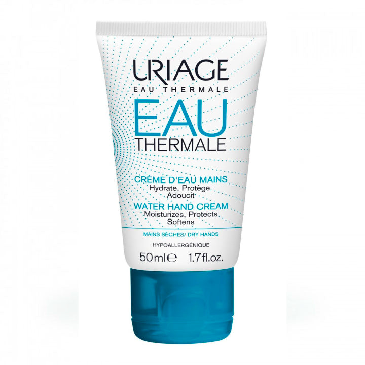 AGUA TERMAL CREMA DE MANOS FCO X 50ML URIAGE - Bellefarma (1418265231411)
