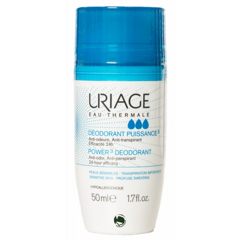 DEODORANT TRI ACTIF DESODORANTE REGULADOR 30 ML URIAGE