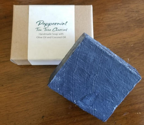 DETOXING SOAP BAR FOR HIM - Heavenly Natural Products