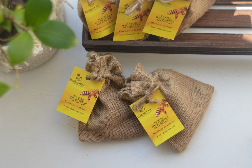 Beebomb - 1 pack Native Wildflower Seeds