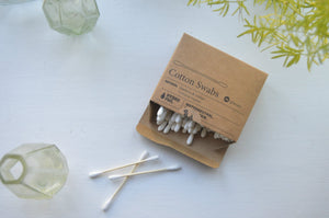 Hydrophil Organic Cotton Buds - 100 Swabs