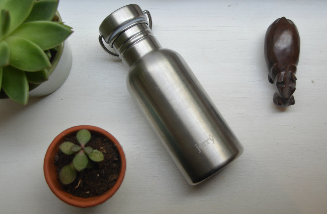 Jerry Bottle Stainless Steel 550ml