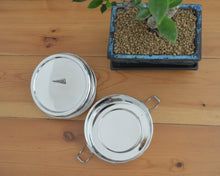 Two Tier Round Lunchbox