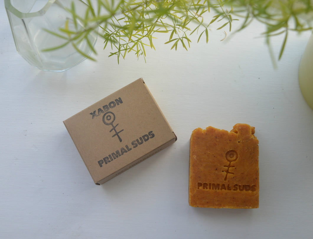 Xabon Natural Vegan Soap - Primal Suds 120g