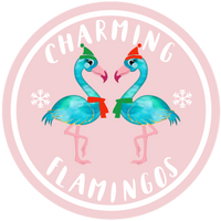 Charming Flamingos