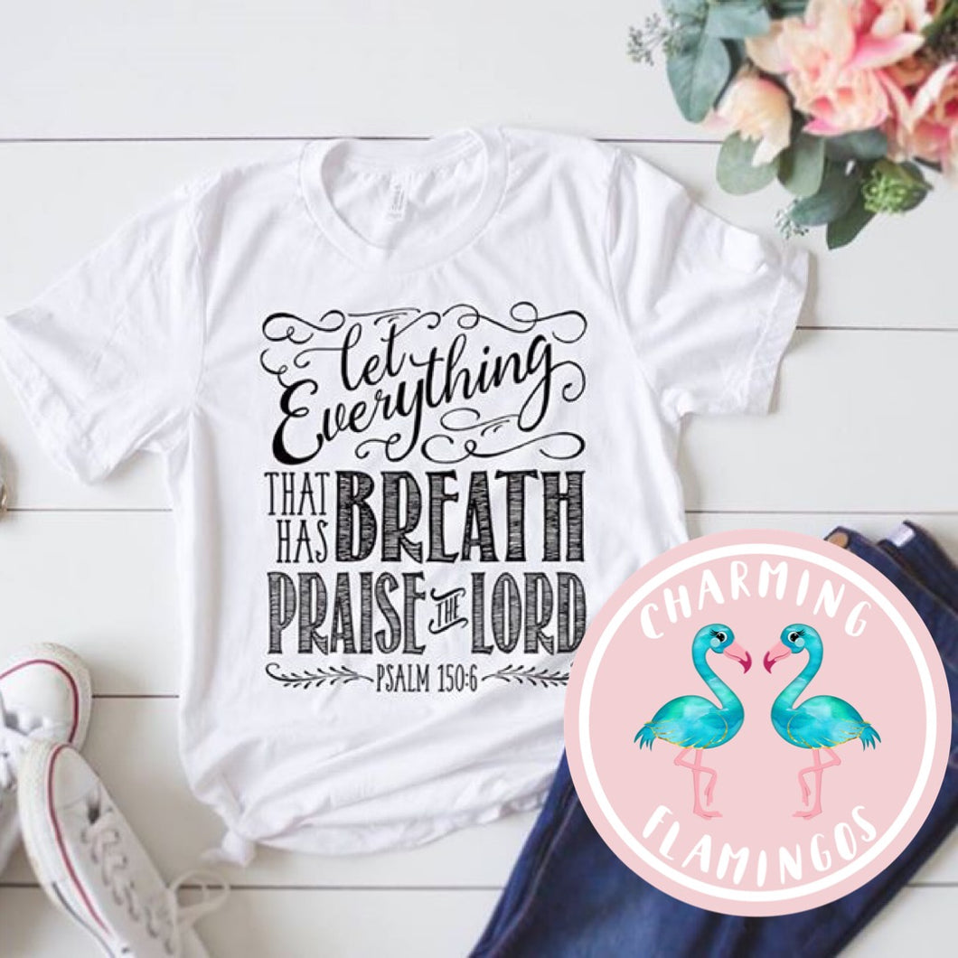Praise The Lord Graphic Tee