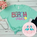 Beach Vibes Graphic Tee