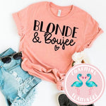 Blonde & Boujee Graphic Tee