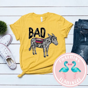 Bad Ass Donkey Graphic Tee