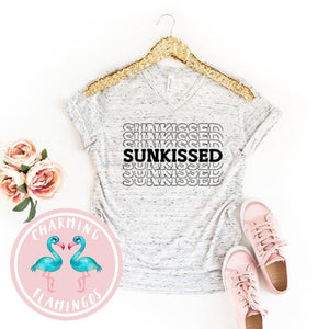 Sunkissed (Thank You Style) Graphic Tee