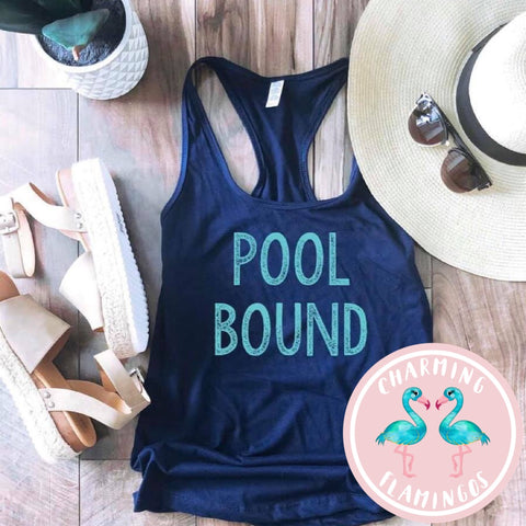 Pool Bound Graphic Tank