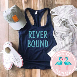 River Bound Graphic Tank