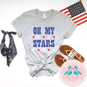Oh My Stars Graphic Tee