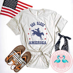 God Bless America Graphic Tee