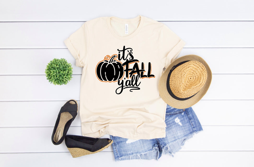 It's Fall Ya'll Graphic Tee