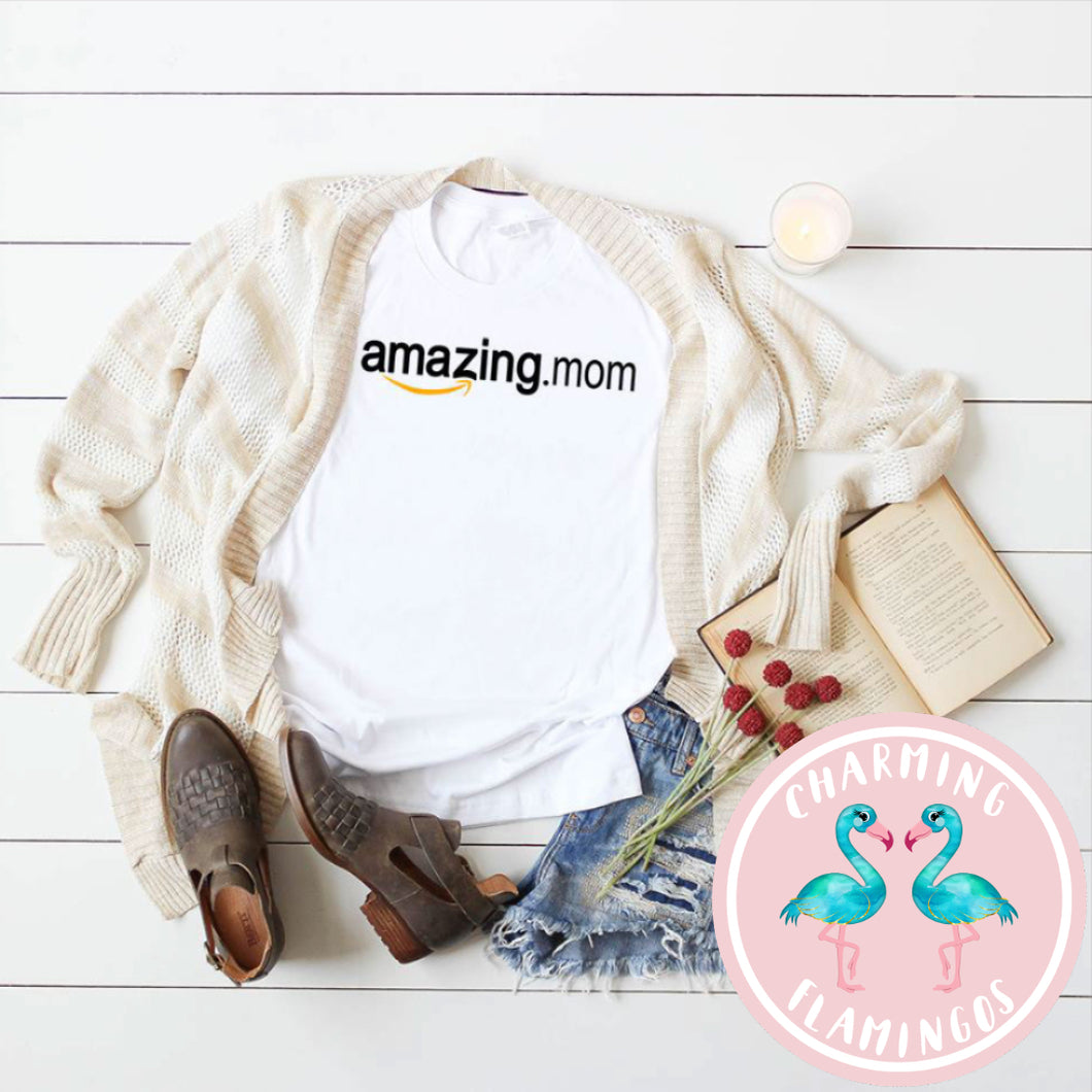 Amazing Mom Graphic Tee