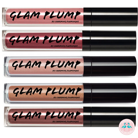 CF Glam Plump Collection Bundle