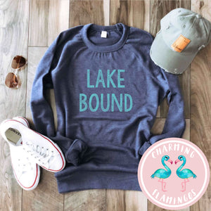 Lake Bound Lightweight Sweatshirt