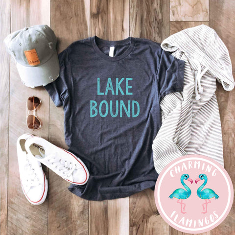Lake Bound Graphic Tee