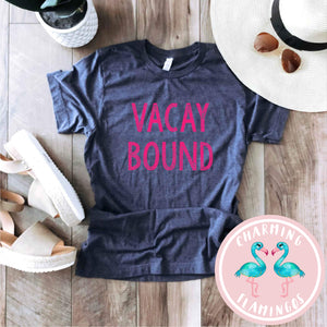 Vacay Bound Graphic Tee