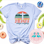 Jesus Changes Everything Graphic Tee