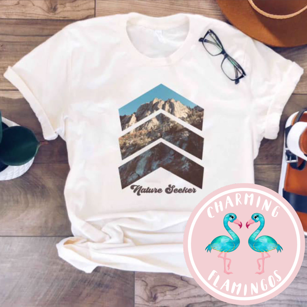 Nature Seeker Graphic Tee