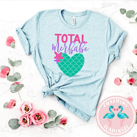 Total Merbabe Graphic Tee
