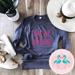 Vacay Bound Lightweight Graphic Sweat