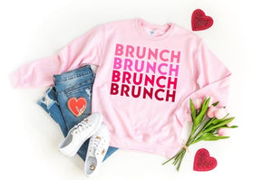 Brunch Brunch Brunch Sweater