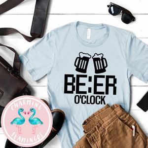 Beer O'Clock Graphic Tee