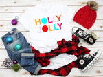Holly Jolly Graphic Tee