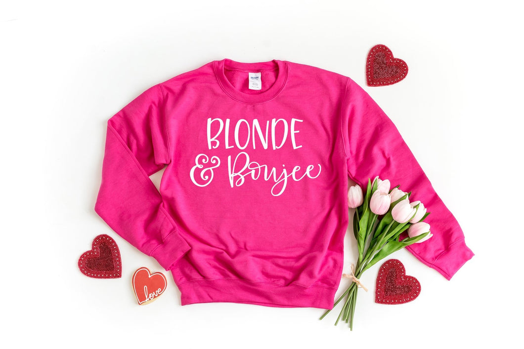 Blonde & Boujee Sweater