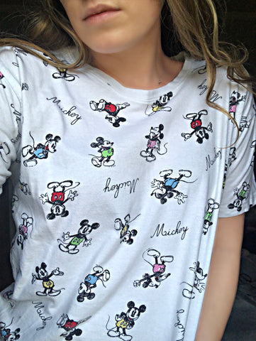 Cute Mickey Tee 🐭 Small