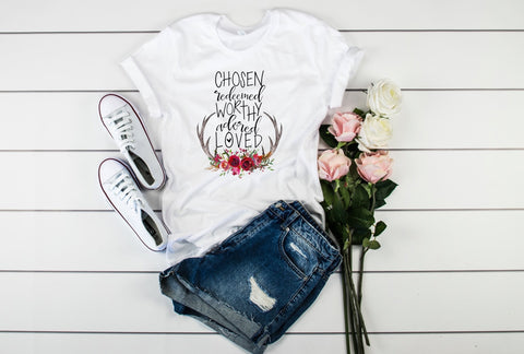 Chosen & Loved Graphic Tee
