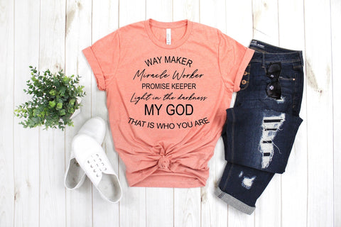 God - That Is Who You Are Graphic Tee