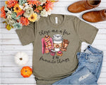 These Are A Few Of My Favorite Fall Things 🍁 Graphic Tee