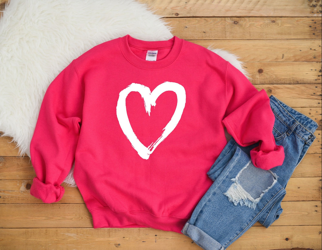 Heart Sweatshirt ❤️